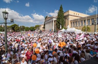 Greece Race for the Cure 2019
