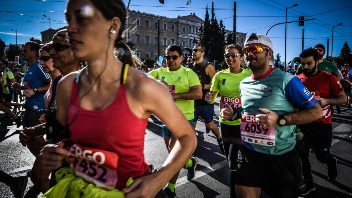 Ημιμαραθώνιος της Αθήνας
