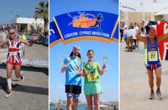Logicom Cyprus Marathon 2020 - Ακύρωση