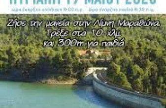 8ος Αγώνας Δρόμου Λίμνης Μαραθώνα