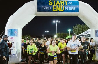 Endomarch Piraeus Night Run/Walk 2020