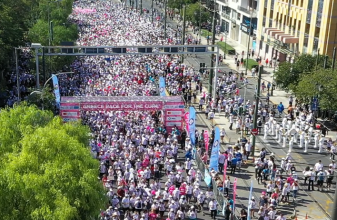 Greece Race for the Cure 2020