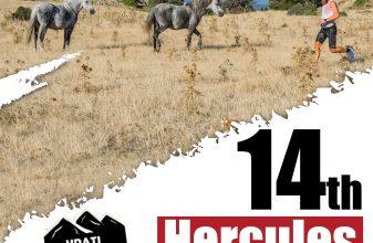 14th Hercules Mountain Marathon