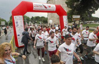 3ο Olympic Day Run - Αναβολή