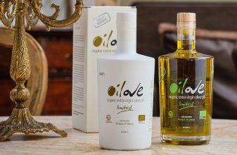 Oilove®: εξαιρετικό παρθένο ελαιόλαδο βιολογικής καλλιέργειας
