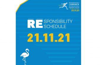 4ος Radisson Blu Διεθνής Μαραθώνιος Λάρνακας