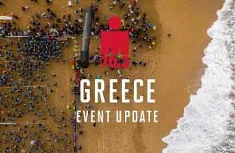 Ακύρωση του IRONMAN 70.3 Greece
