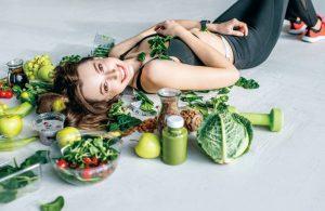 Χορτοφαγική διατροφή για δρομείς