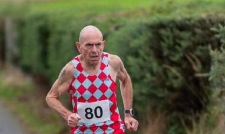Ο ταχύτερος μαραθωνοδρόμος άνω των 60, Tommy Hughes
