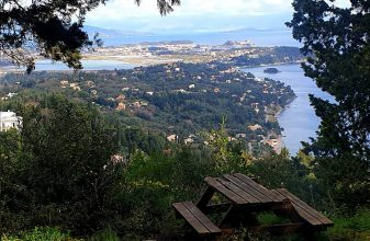 Corfu Mountain Trail 2021