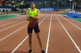 Δύο λόγια στα γρήγορα με τον Πρωταθλητή της Brooks, Ανδρέα Δημητράκη