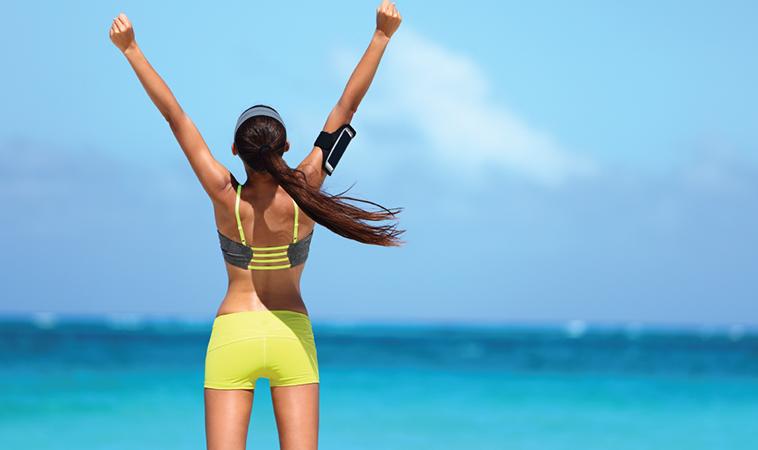 Summer running experiences!