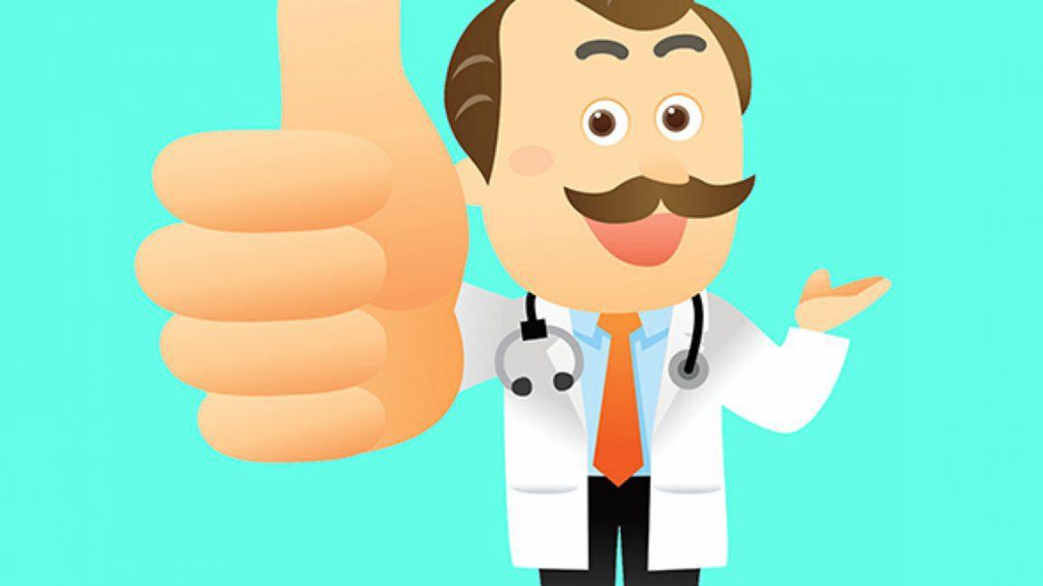 Ο γιατρός συστήνει την άσκηση