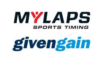 mylaps givengain logos