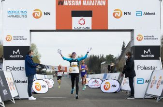 Εντυπωσιακή η Steinrück στον NN Mission Marathon