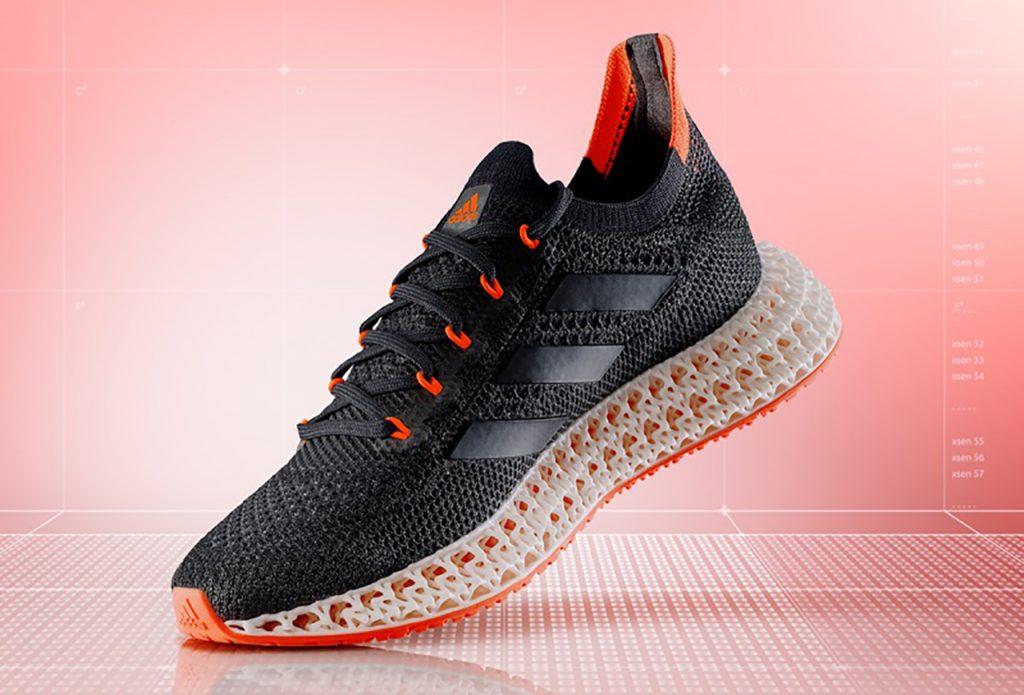 Adidas 4DFWD shoe