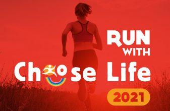 Run with Choose Life 2021