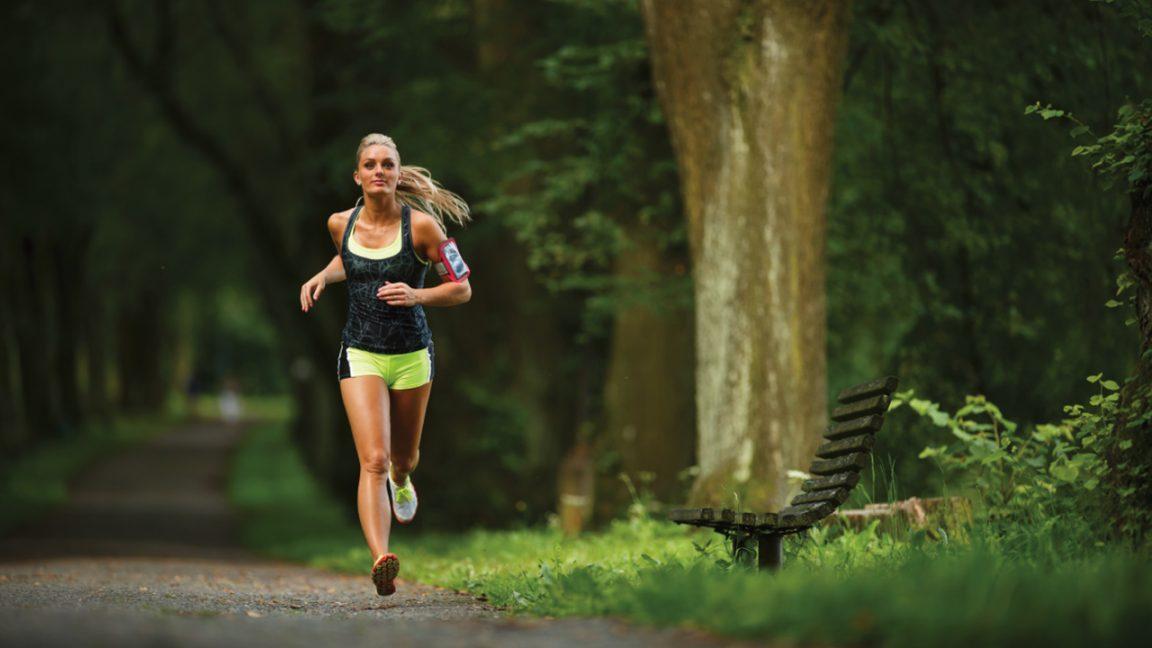 Εικόνα προπονητικού προγράμματος για τρέξιμο 40' με αποτελεσματικό τρόπο