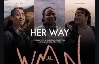 Δείτε το βίντεο «Her Way» της Salomon