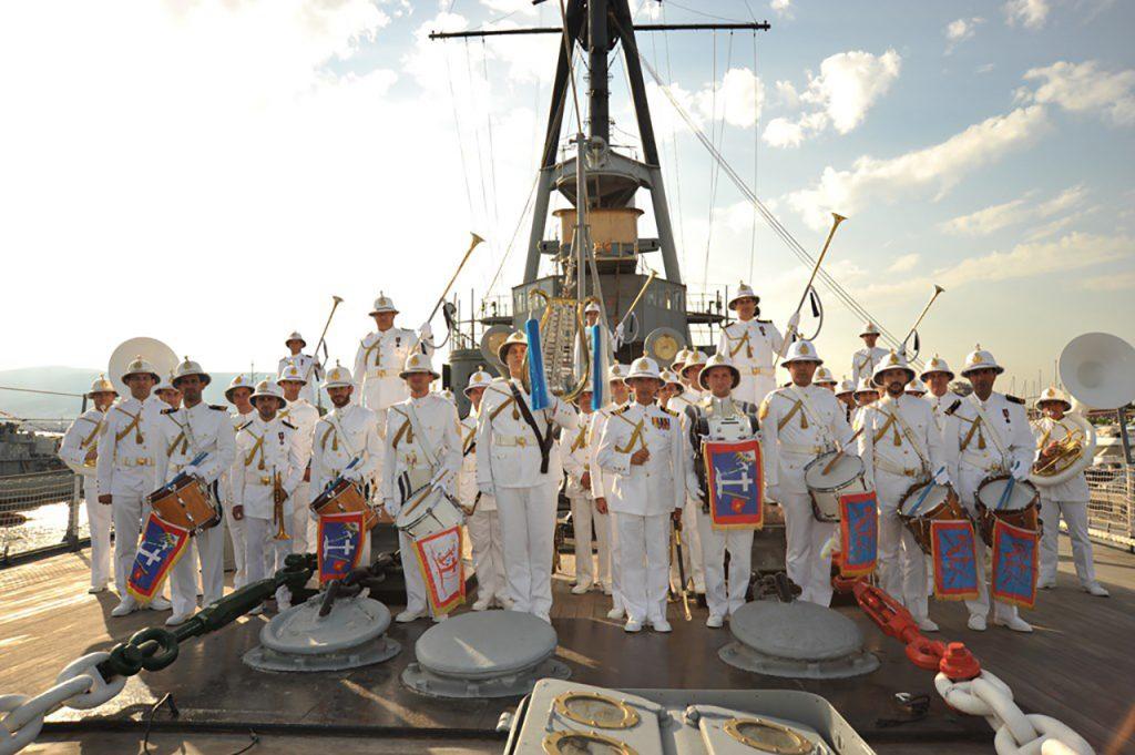 Μπάντα του Πολεμικού Ναυτικού