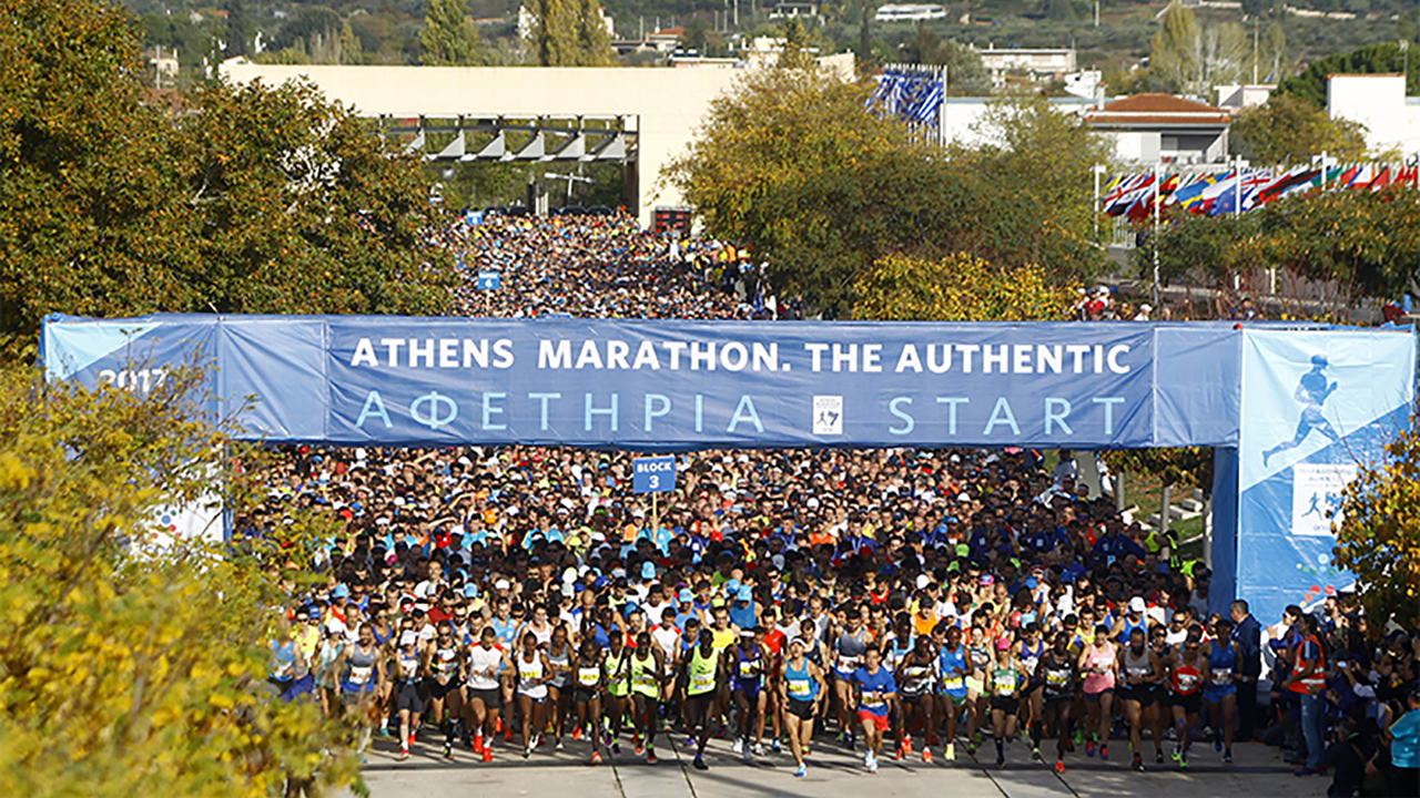 Αυθεντικός Μαραθώνιος της Αθήνας 2021 - Όλα τα νέα