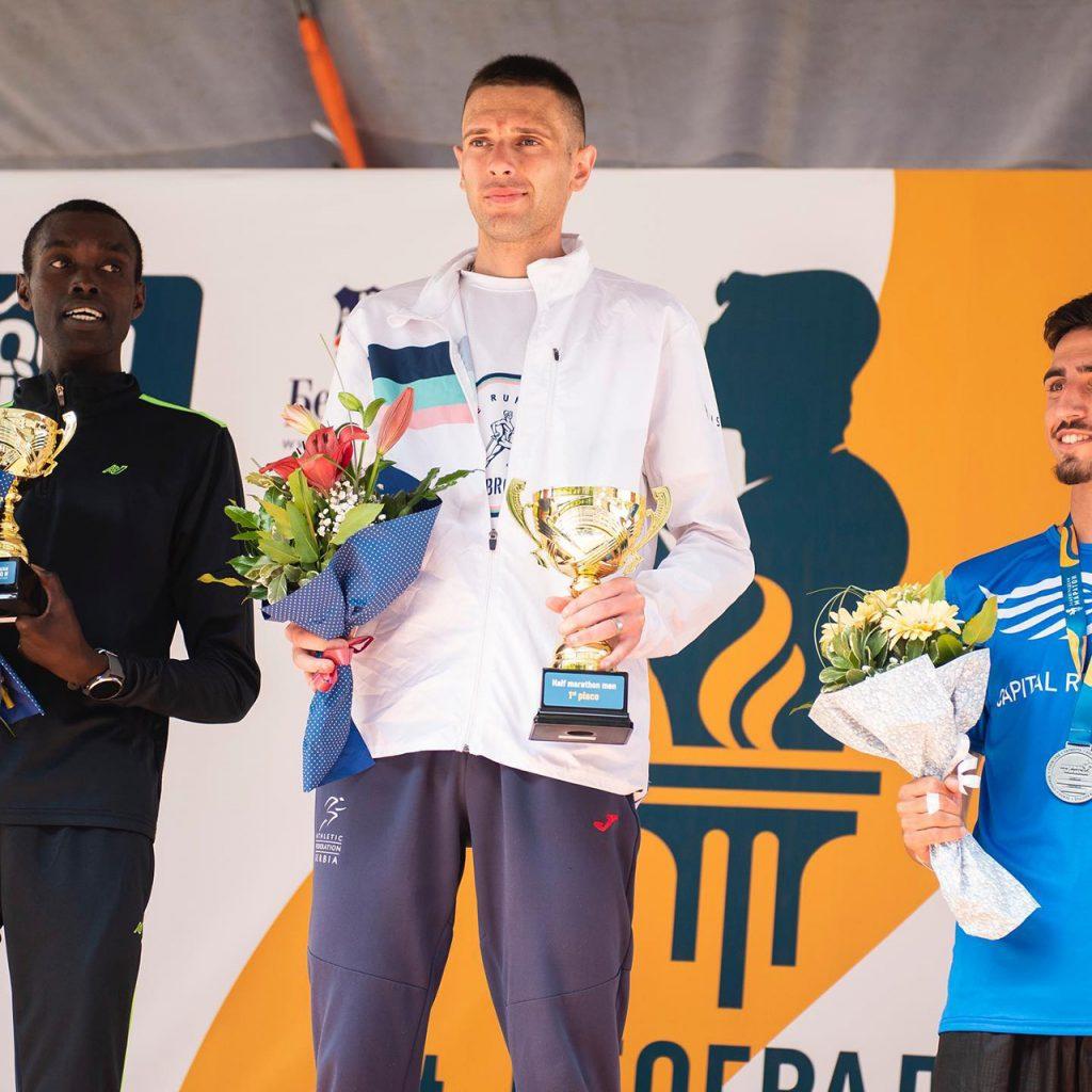 Beogradski Maraton - Νικητές Ημιμαραθώνιου