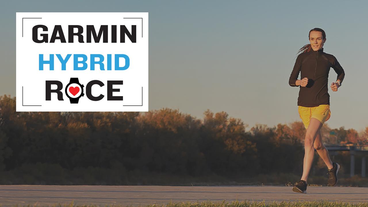 1st Garmin Hybrid Race OAKA - Παράταση