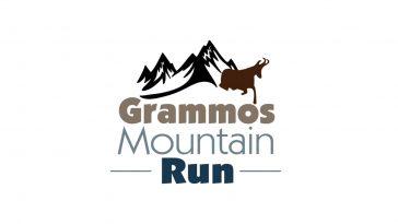 Grammos mountain run logo