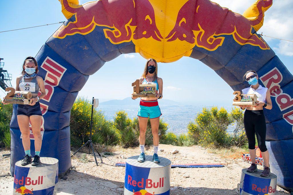 Red Bull Skalakia γυναίκες νικήτριες