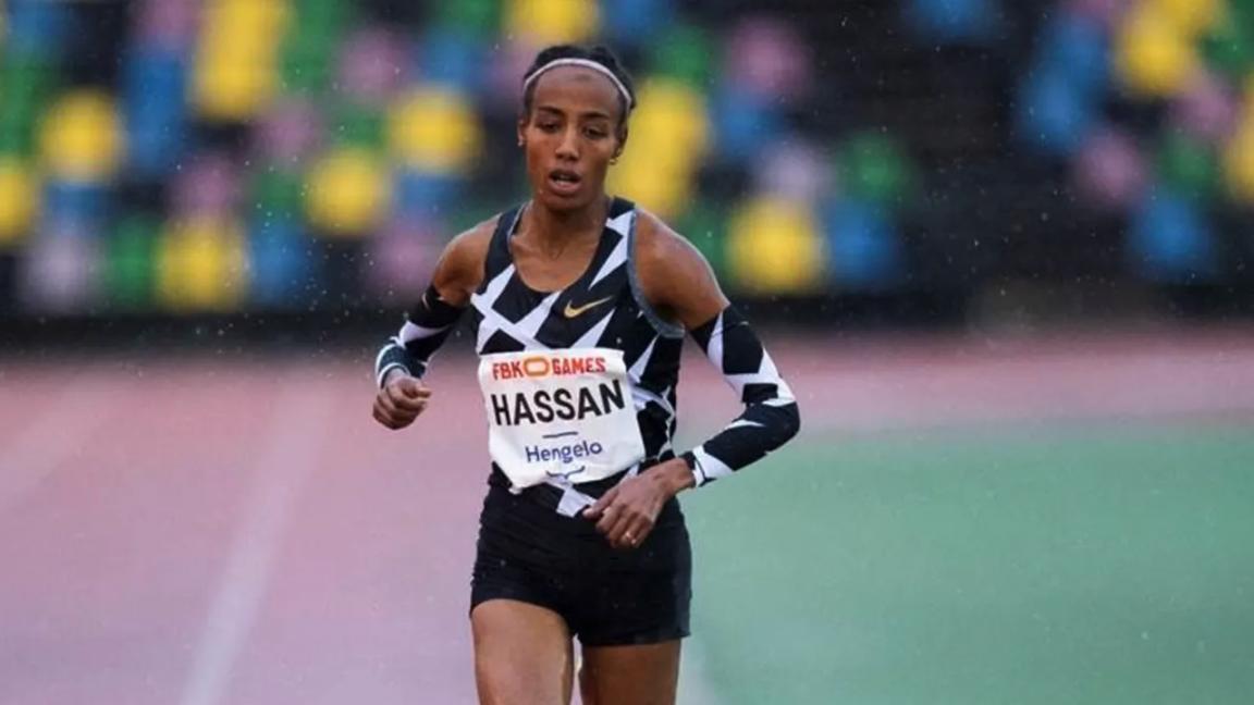 Sifan Hassan - Hengelo