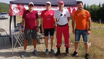 Ζευς Πιερίας στον Olympus Marathon