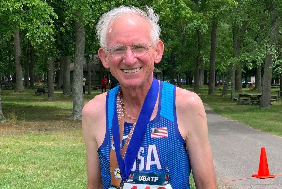Παγκόσμιο ρεκόρ από τον Gene Dykes στα 50χλμ.