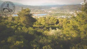 1ο Arta city trail