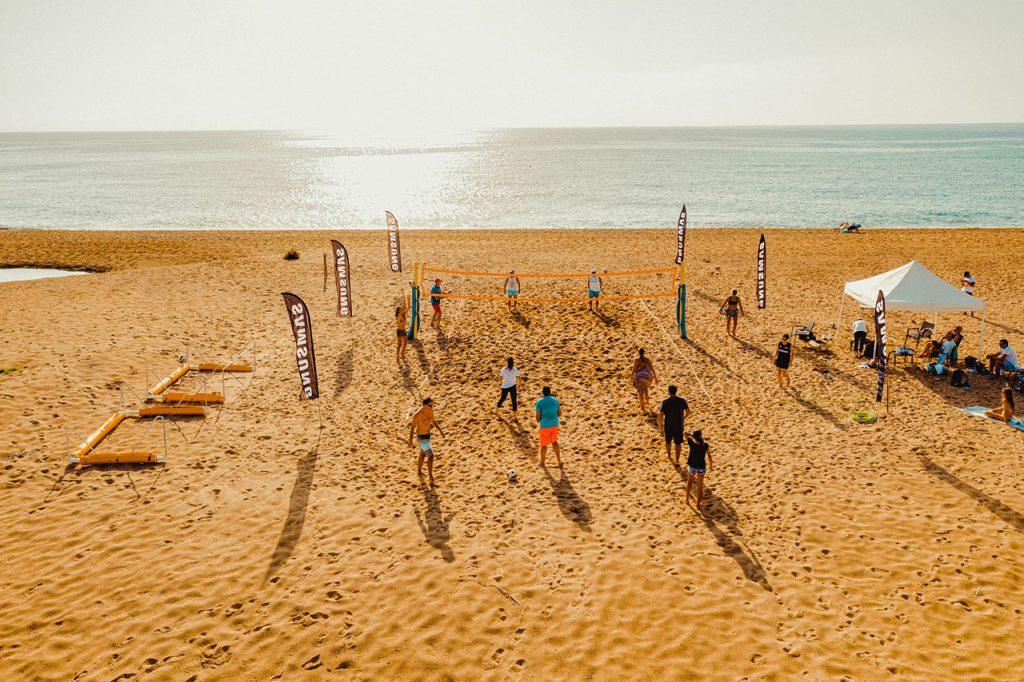 Navarino Challenge beach volley