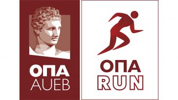 ΟΠΑ Run λογότυπο