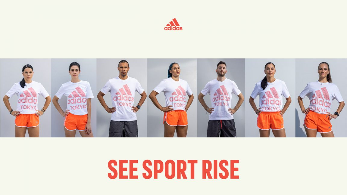 Έλληνες αθλητές της adidas στο Τόκιο See sport rise