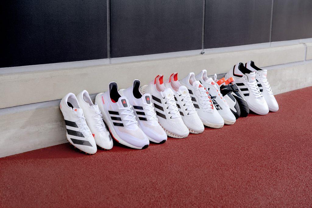 Συλλογή παπουτσιών adidas τοκιο