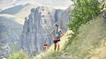 Διαδρομή του Zagori Mountain Running