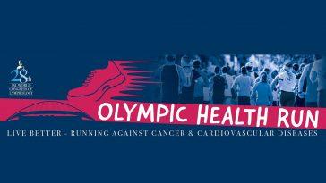Olympic Health Run