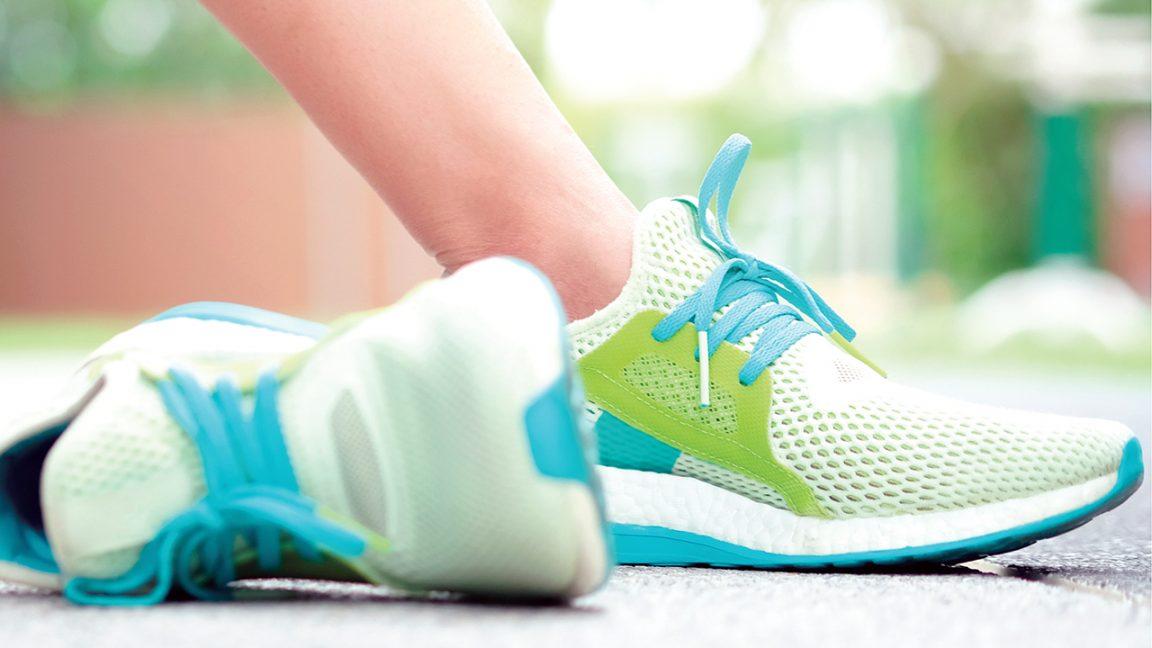 Επιλογή σωστού παπουτσιού για τρέξιμο