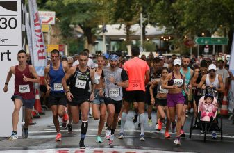 Ioannina Lake Run 2021: Υπερασπίστηκαν τον τίτλο τους Σταμούλης και Πριβιλέτζιο