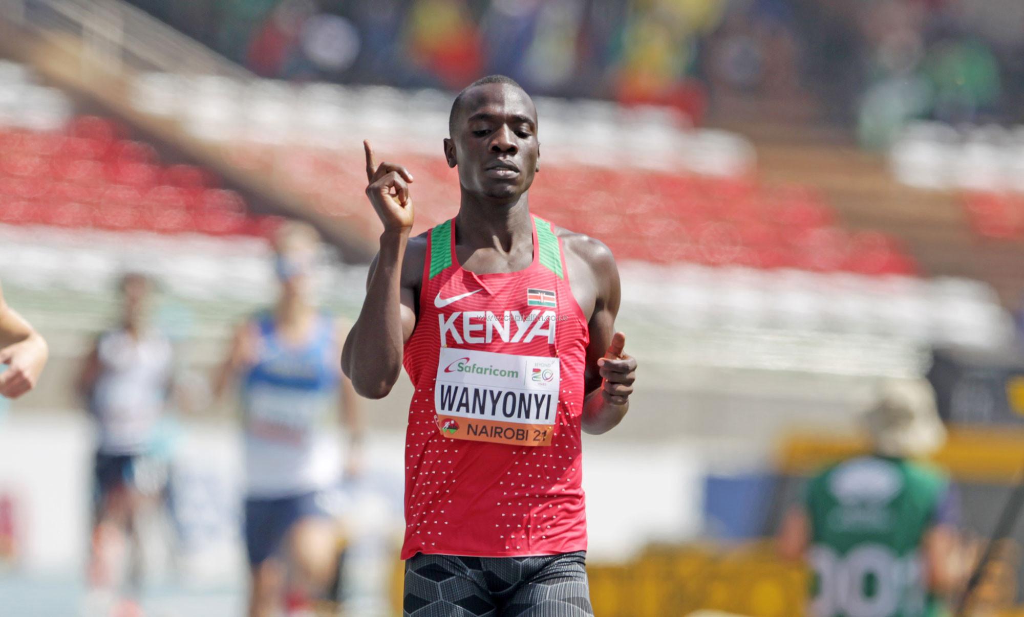 Emmanuel Wanyonyi. Η ιστορία ενός βοσκού που έγινε Παγκόσμιος Πρωταθλητής
