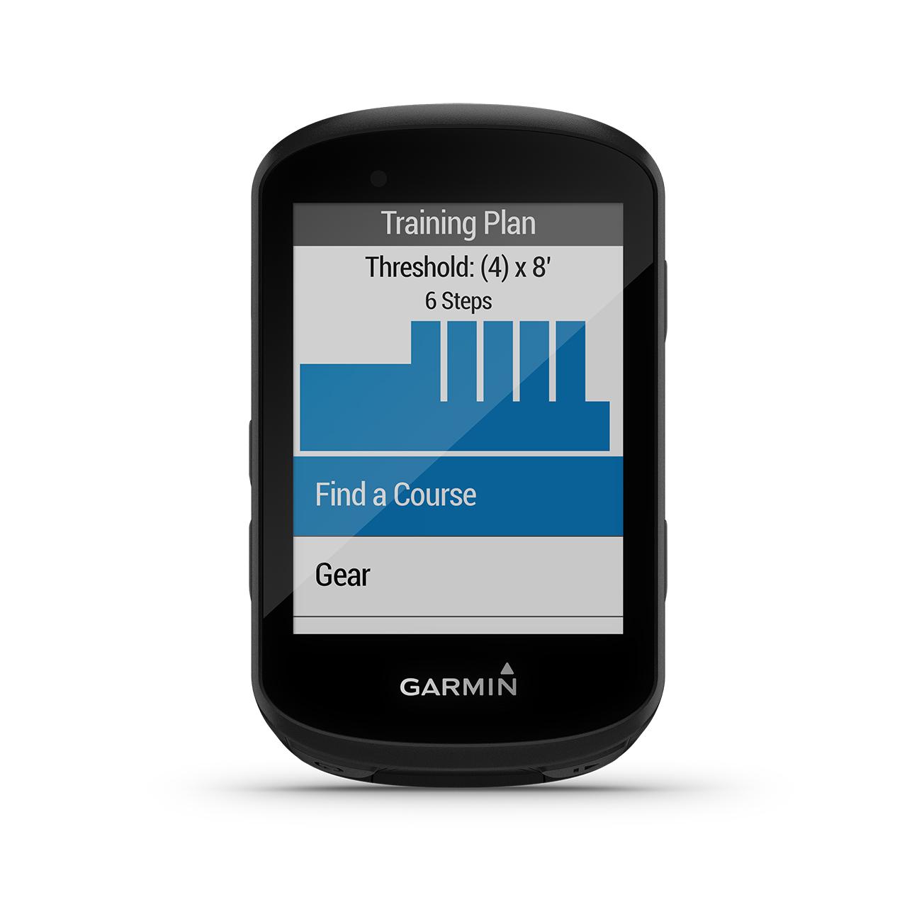 Garmin edge530 HR