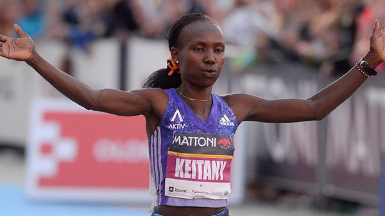 Τίτλοι τέλους για την Mary Keitany