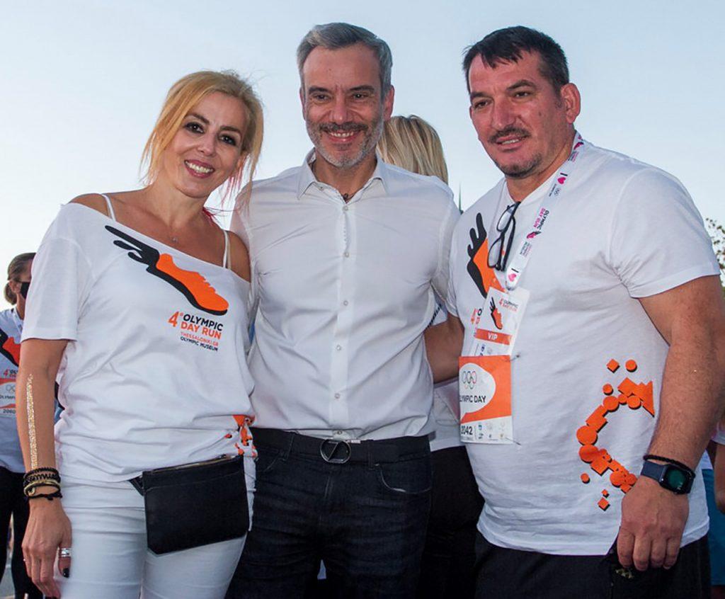 Olympic Day Run_3_Ουδατζή - Δήμαρχος Θεσσαλονίκης - Δήμας
