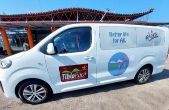 Tihio Race 2021 - Μεταφορά αθλητών
