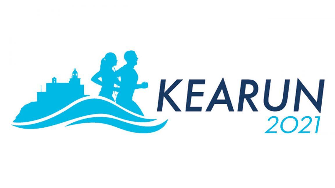 Kea Run 2021 λογότυπο