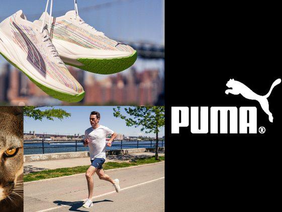PUMA Deviate Nitro Elite Racer Spectra - Puma logo