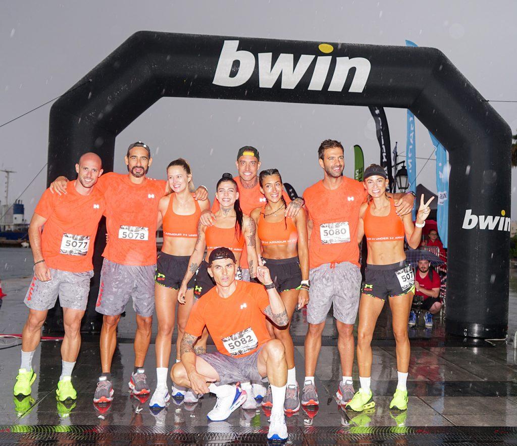 Η Under Armour στον Spetses mini Marathon