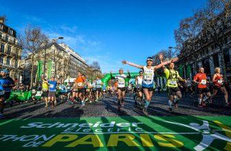 Μαραθώνιος στο Παρίσι 2021 - Τα αποτελέσματα + Οι Έλληνες